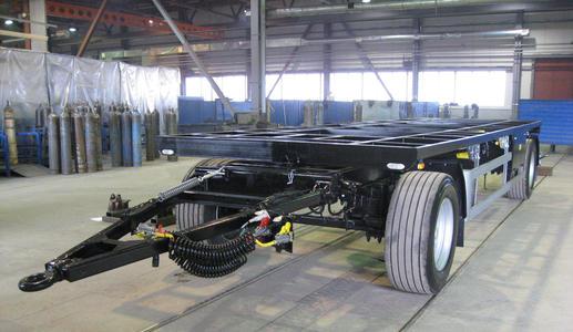 Прицеп-шасси грузовой TP-12S